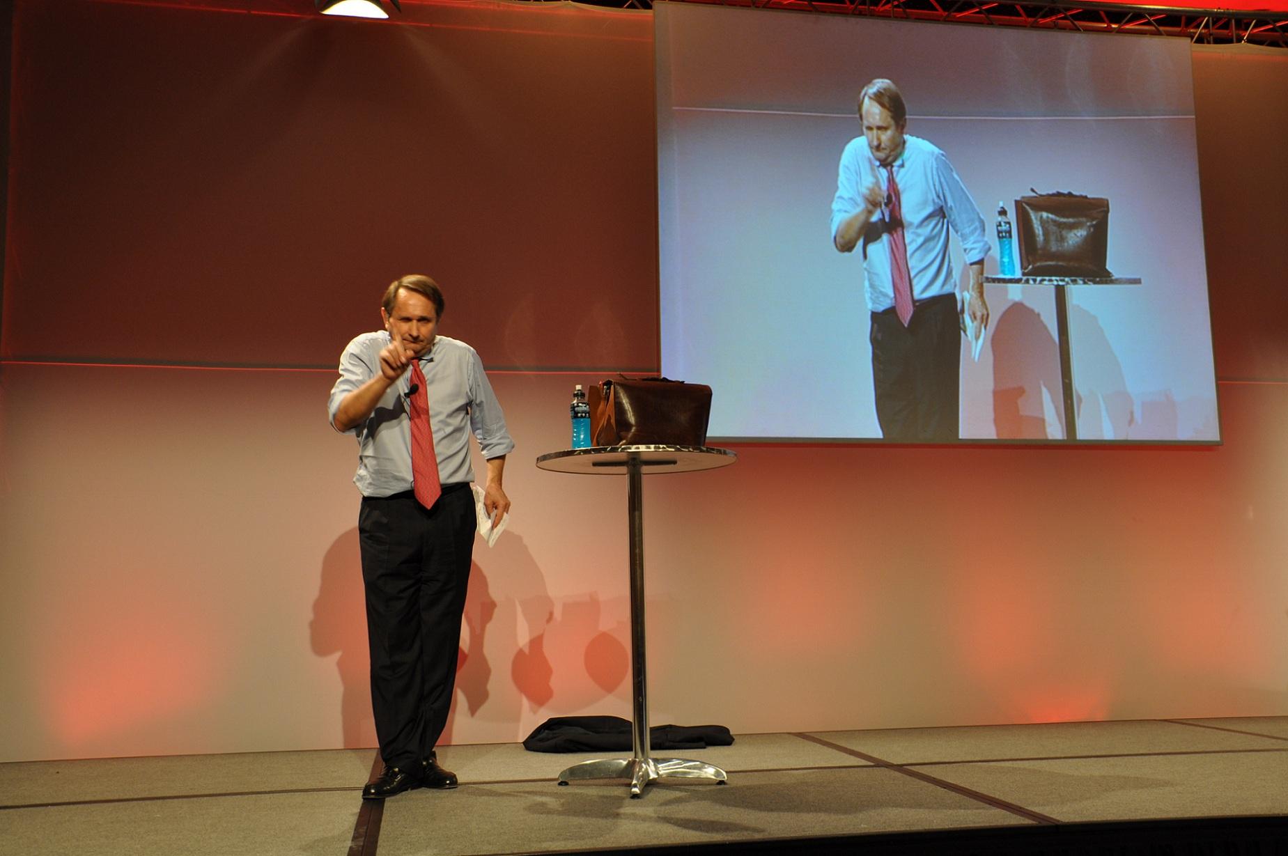 Serge Grudzinski en conférence 11