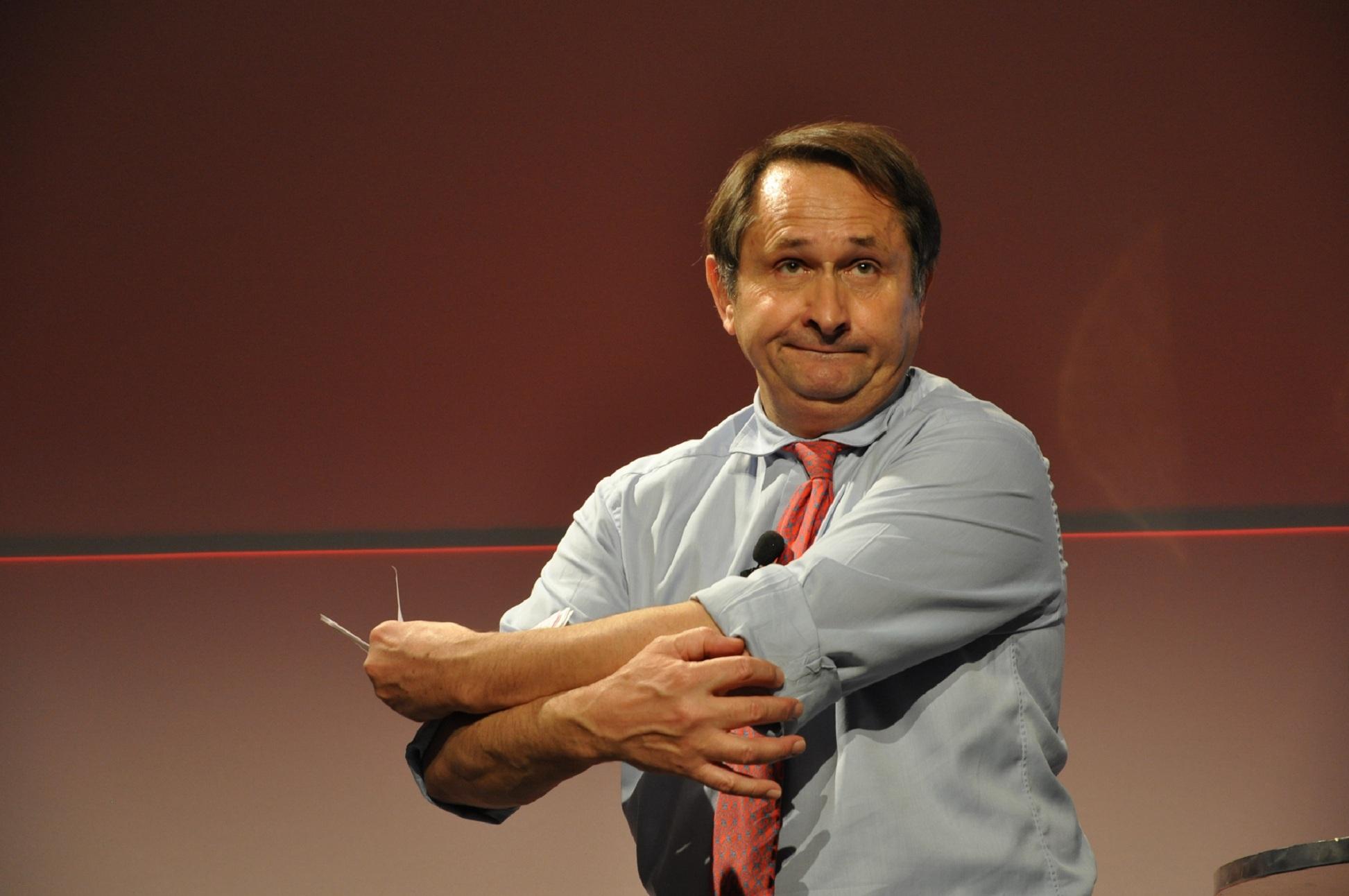 Serge Grudzinski en conférence 13