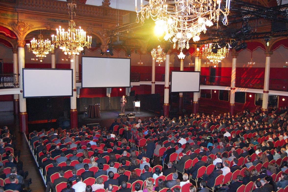 Serge Grudzinski en conférence 16