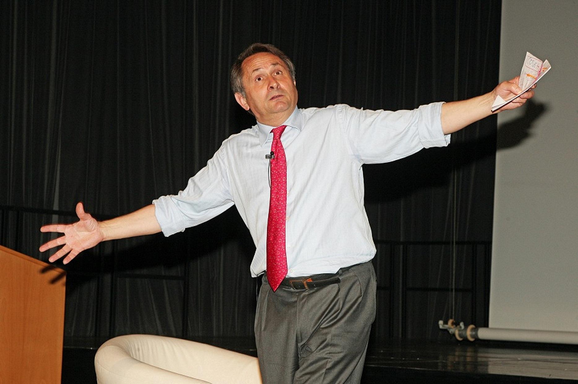 Serge Grudzinski en conférence 1