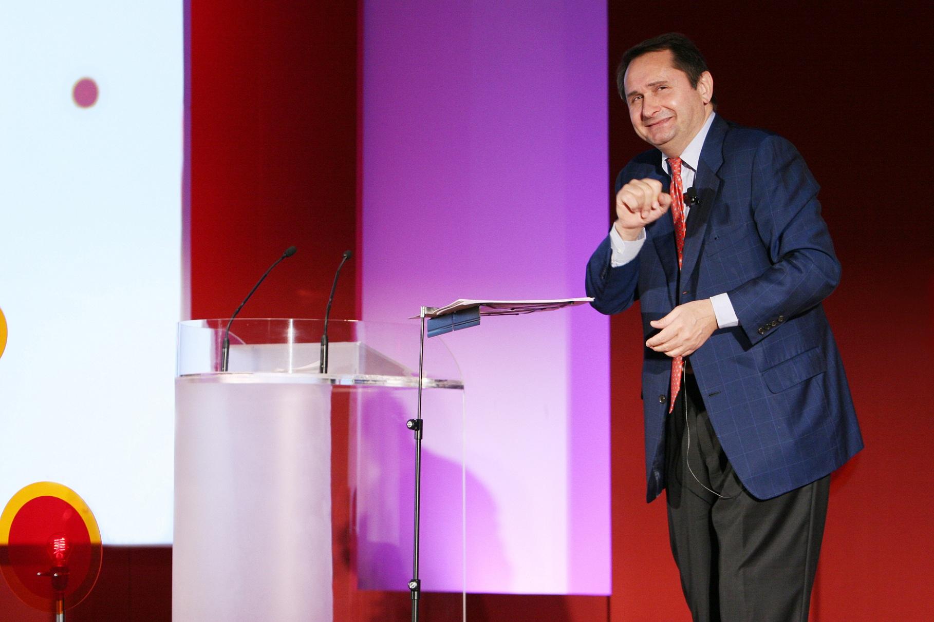 Serge Grudzinski en conférence 17