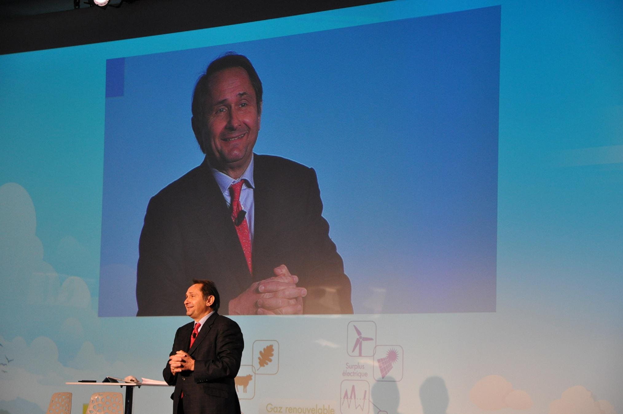 Serge Grudzinski en conférence 18