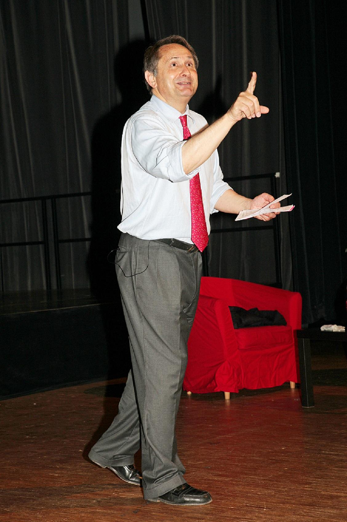 Serge Grudzinski en conférence 2