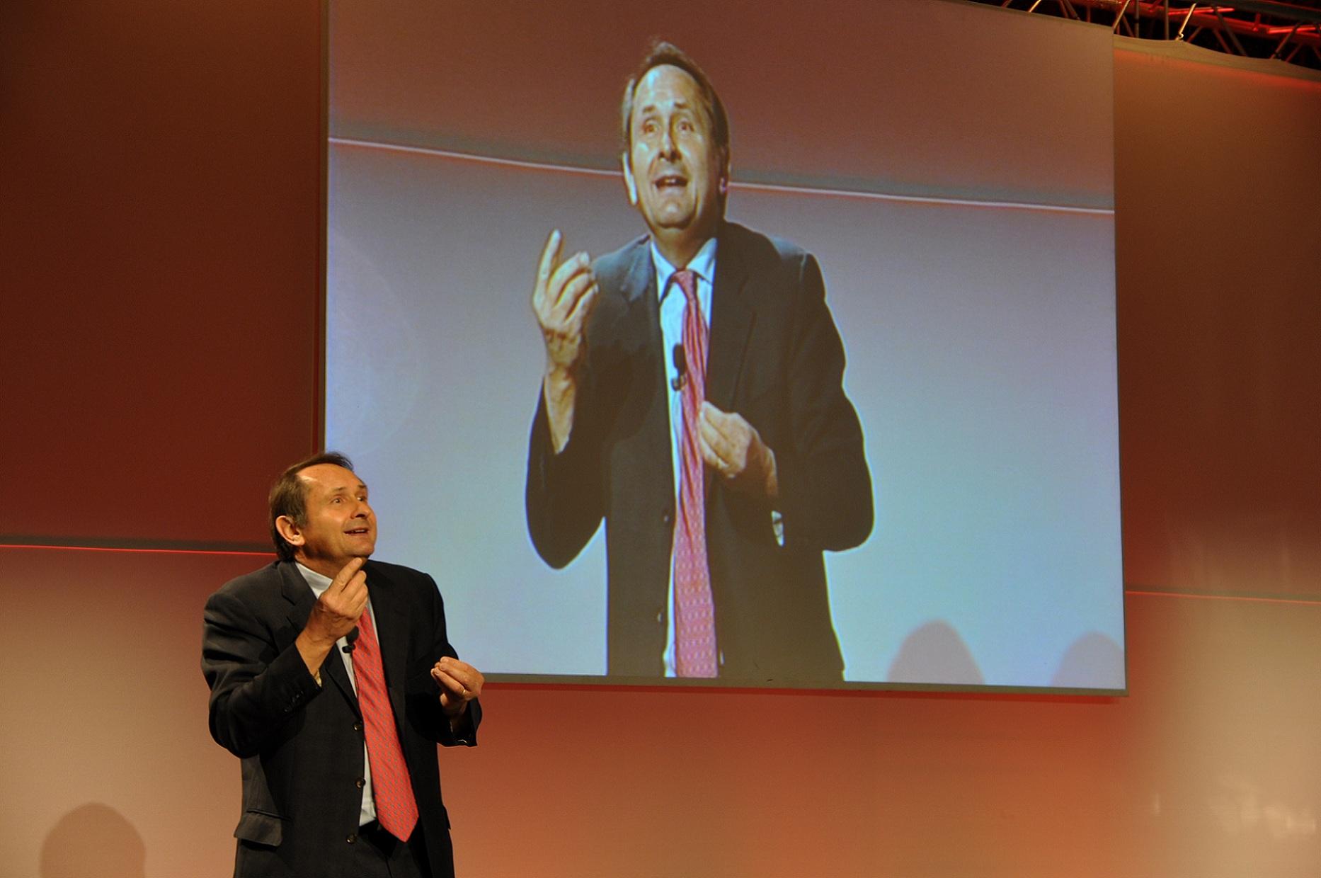 Serge Grudzinski en conférence 4