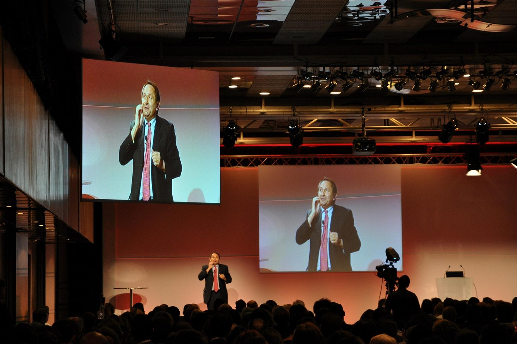 Serge Grudzinski en conférence 6