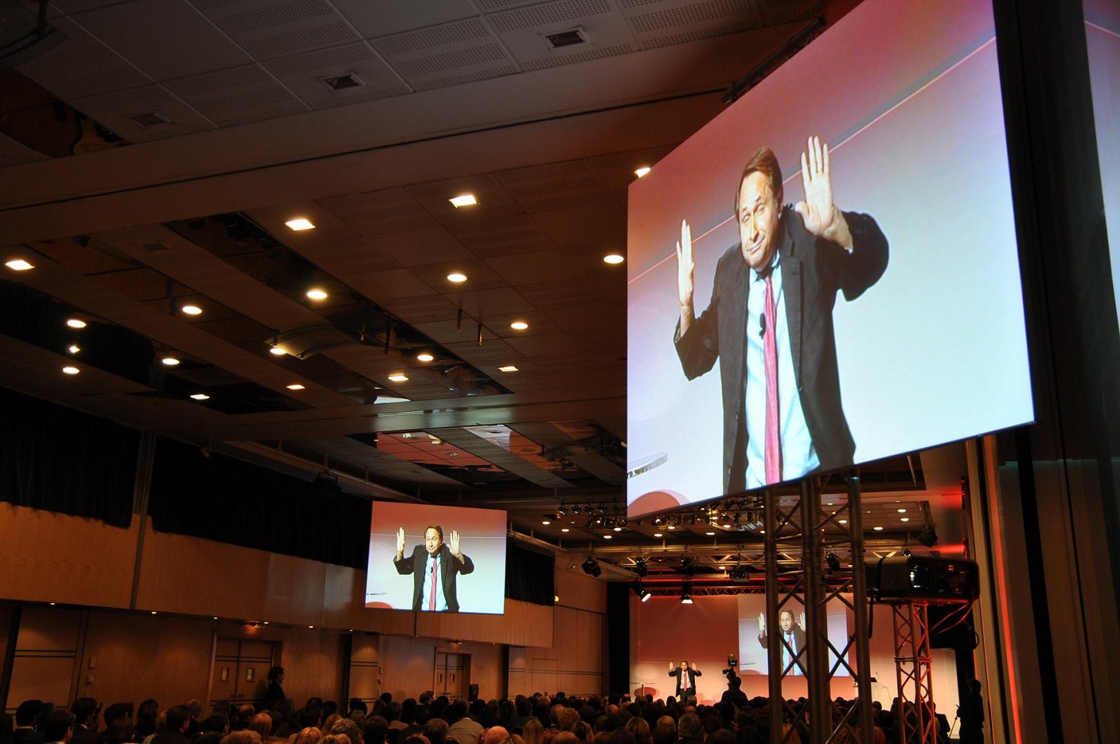 Serge Grudzinski en conférence 8